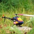 Global de óleo combustível Nitro RC helicóptero 6CH RTF 480N18-DFC450L / RTF avião RC Nitro helicóptero 3D duplos