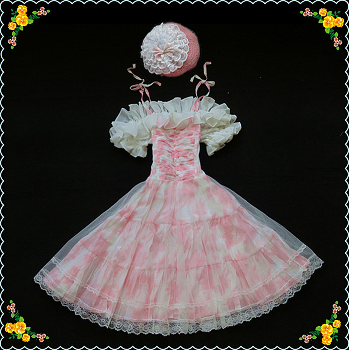 Shop2797205 Store hot Princess Lolita dress lace cosplay costume Halloween dress anime Free Shipping custom made short sleeve lovely spring