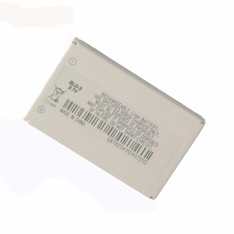 Original BLD-3 batterie für Nokia 7250i 6220 6610 7250 I6260 6200 6610 6610i 7210 2100 3300 3200
