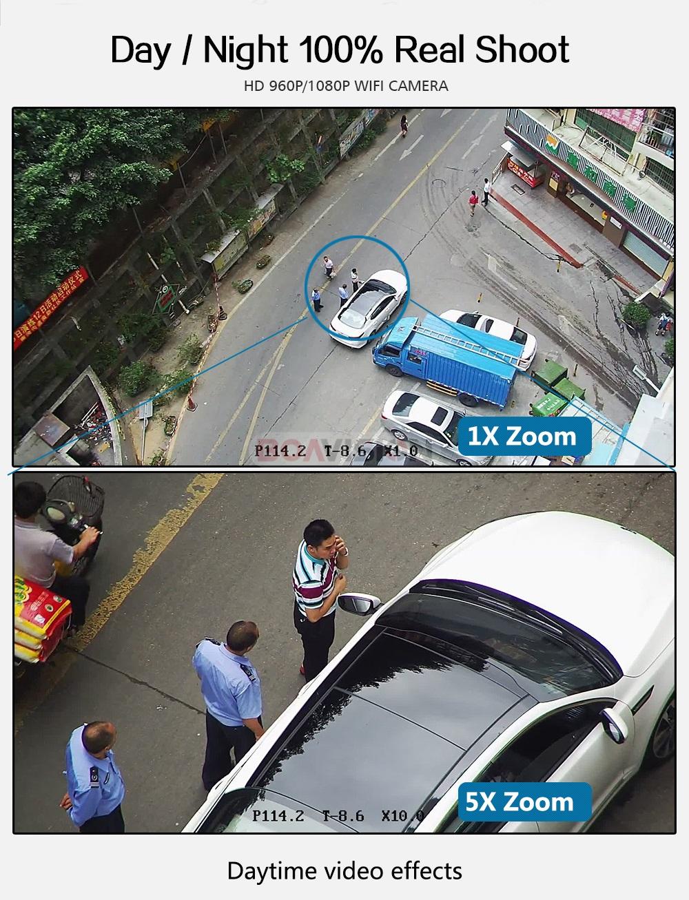 05 Wifi Bullet IP Camera