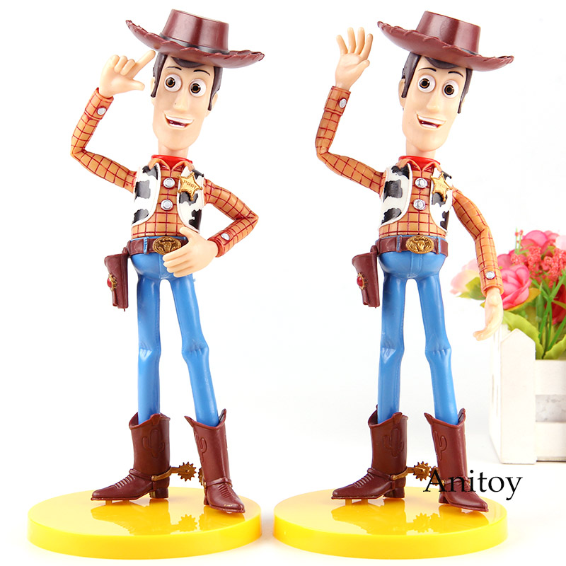 Toy Story 4 Woody PVC Toy Story Toys Woody Figure Action