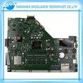 60-n50mb1b00 original para asus x55vdr x55vd motherboard con i3-2350 i3 cpu 4 gb ram placa base
