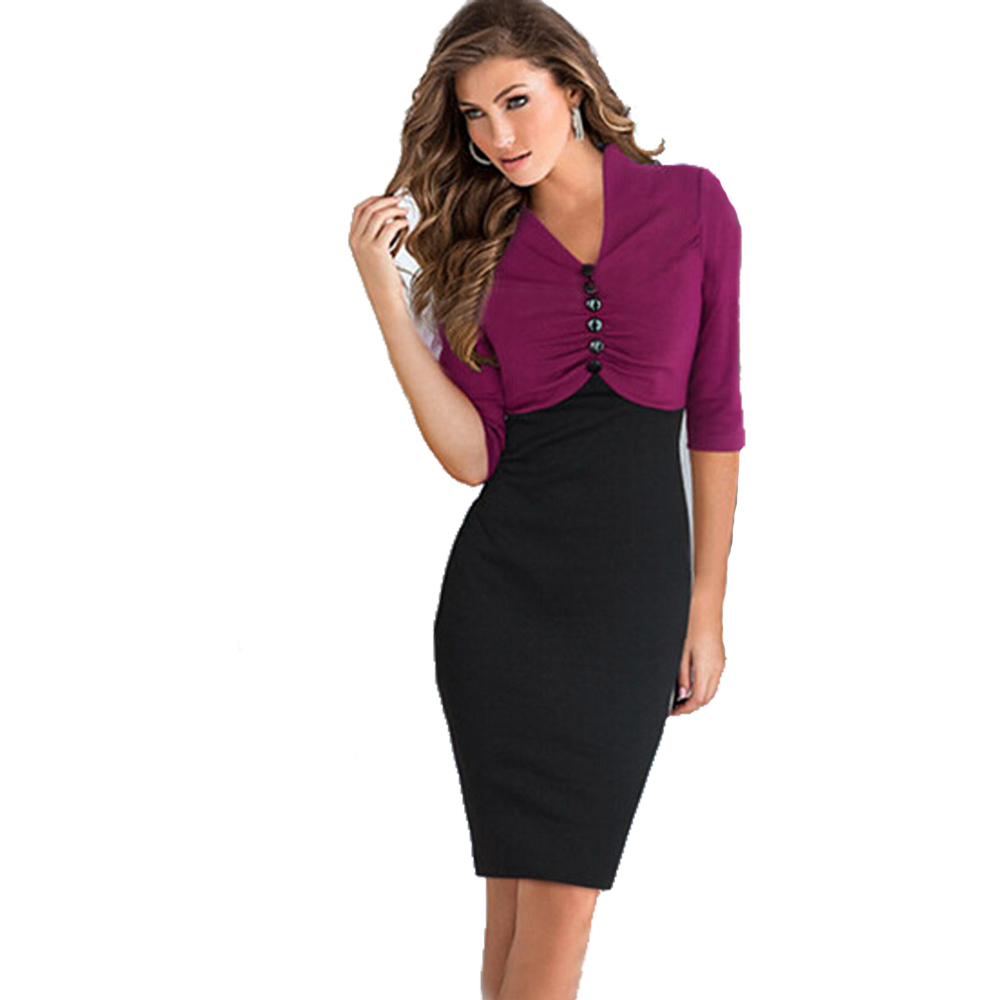 Compare Prices on Formal Dresses for Women for Office- Online ...