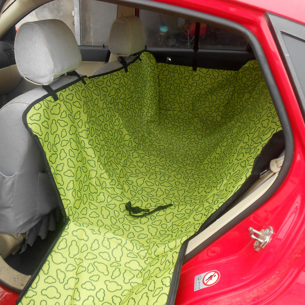 Pet Carriers Dog Cat Car Rear Back Seat Carrier for Small ...