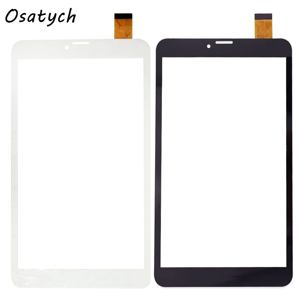 New 8 inch Touch Screen JZ zj-80038a Tablet  Digitizer Panel Sensor Glass Replacement  Free Shipping 7 for dexp ursus s170 tablet touch screen digitizer glass sensor panel replacement free shipping black w