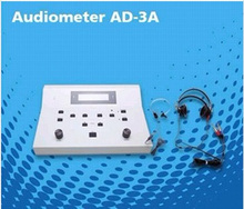 China market invention medical apparatus and instruments AD-3A portable Audiometer for Hearing Loss Testing