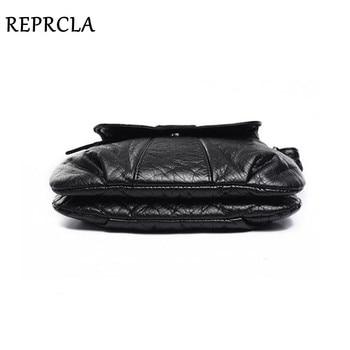 REPRCLA Brand Designer Women Messenger Bags Crossbody Soft PU Leather Shoulder Bag High Quality Fashion Women Bags Handbags 3