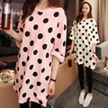 Más Tamaño Pijamas Para Niñas Pijamas de Las Mujeres Pijamas de Algodón Pijamas Mujer ropa de Dormir Camisón Camisón Pijama Feminino Femme