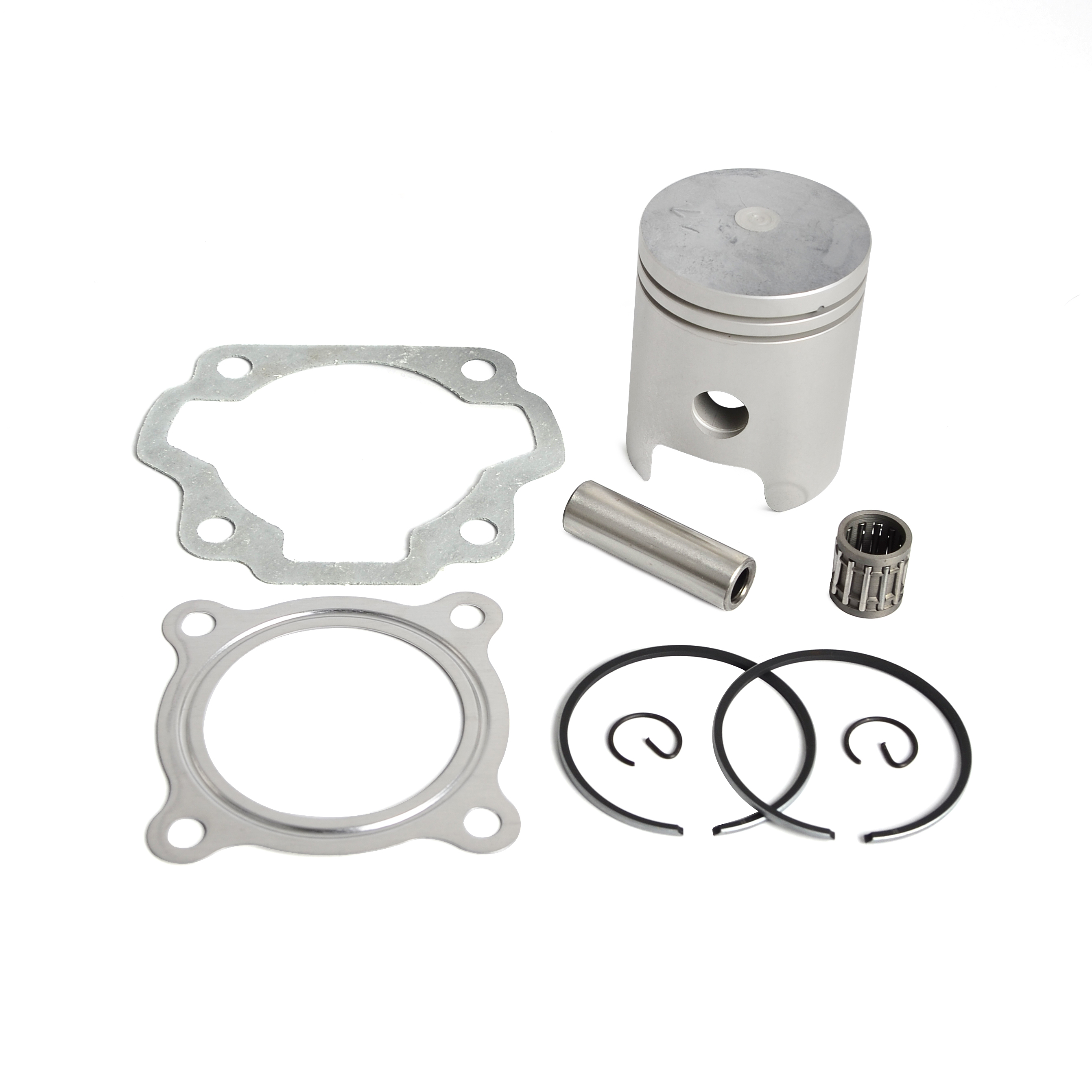 Motorcycle Piston & Bearing Pin Kit For Yamaha PW80 PW 80 Dirt Bike 1999-2006