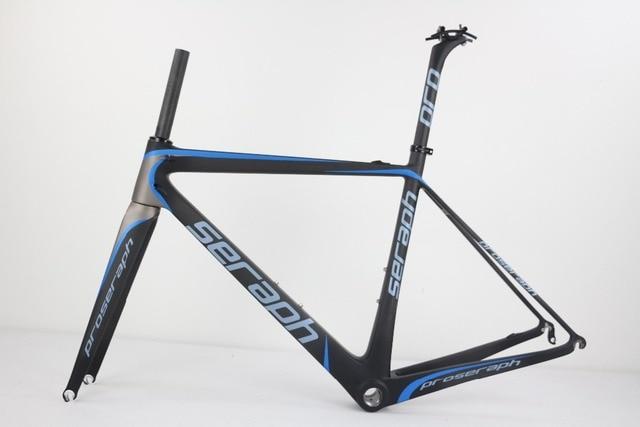 super light road carbon frame,Carbon Fiber road bike Frame,T1000 ...
