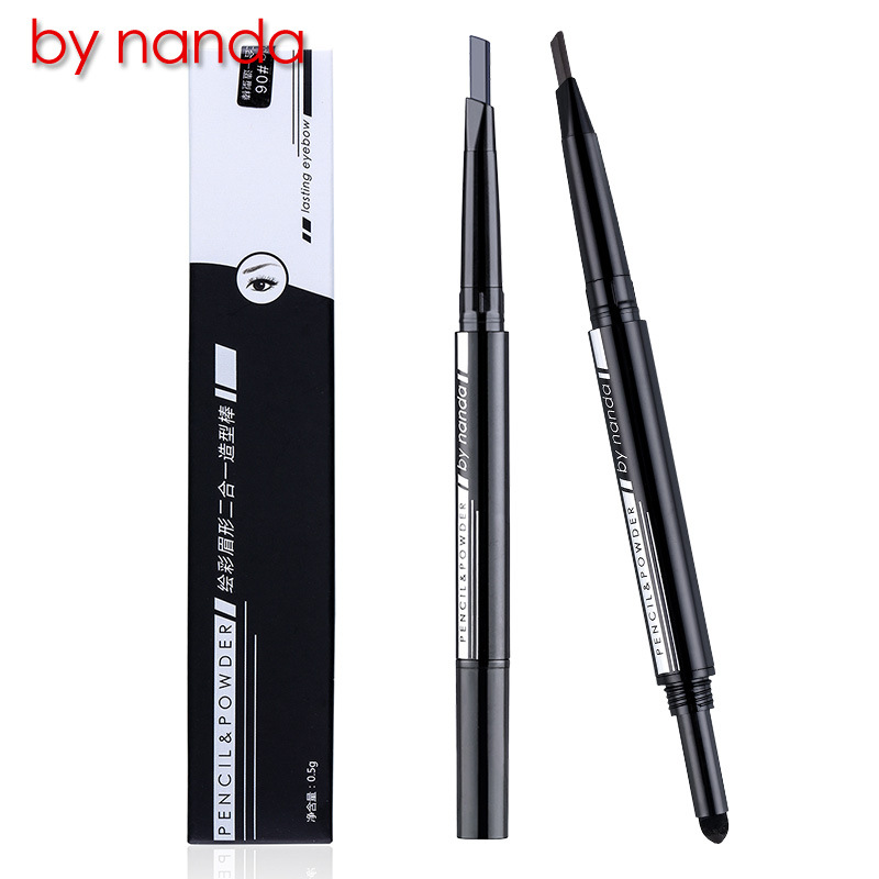 By Nanda Brand 2 In 1 Automatic Makeup Eyebrow Waterproof Permanent