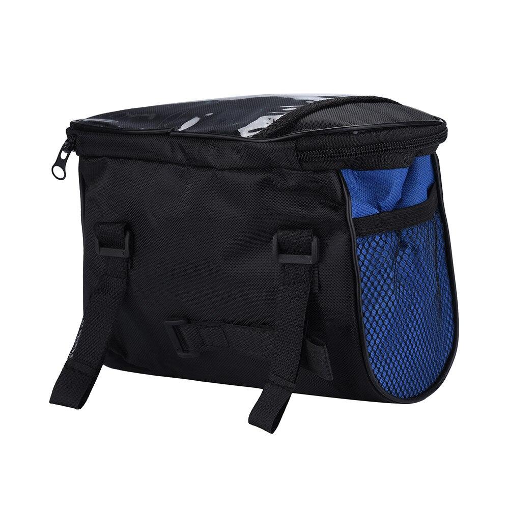 ROSWHEEL Cycling Phone Frame Bicycle Bike Tail Pannier Seat Saddle Storage Bag