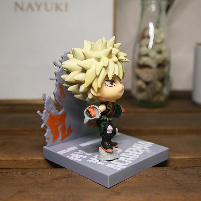 My Hero Academia Figure Collection