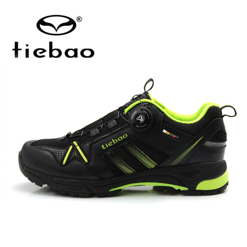 Tiebao Men Cycling Shoes 2018 sapato masculino sneakers Bicycle MTB Road Bike Shoes Athletice Riding Shoes zapatillas ciclismo west biking bike chain wheel 39 53t bicycle crank 170 175mm fit speed 9 mtb road bike cycling bicycle crank