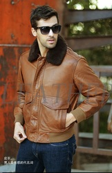 Free shipping dhl top brand winter warm leather jacket eur plus size motorcycle jackets mens genuine.jpg 250x250