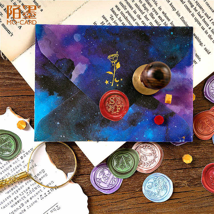 Sealing Wax Notebook Sticker Diary Notepad Vintage Pirate Leather Note Book Replaceable Stationery Gift Traveler Journal