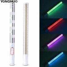 YONGNUO YN360II YN360 II светодиодный видео Ручной ICE придерживаться фото лампа биколор 3200 К-5500 К с RGB управления Светодиодный по телефону APP