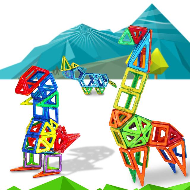 Big Magnetic Construction Set