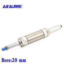 Standard cylinder MAJ 20 Adjustable Cylinder, Bore: 20mm, Stroke: 25/50/75/100/125/150/200-Smm airtac type archer j cometh the hour