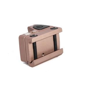 Image 3 - LUGER RMR Red Dot Sight Hunting Optical Scope Micro Reflex Sight Glock Riflescope fit 20mm Weaver Rail Airsoft Gun Rifle Scope