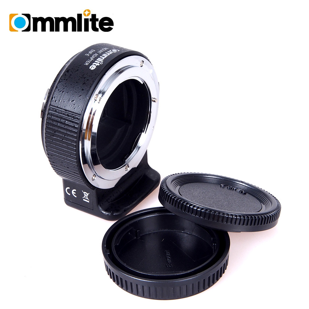 COMIX Electronic Lens Adapter for Nikon F Lens to Sony E-Mount Camera AF EXIF Transmitting Aperture Control for SONY A7MII A7RII