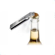 free shipping Hot Wine bottle opener Waterproof Silver u disk memory disk usb 2.0 mini full metal usb flash drive 64gb