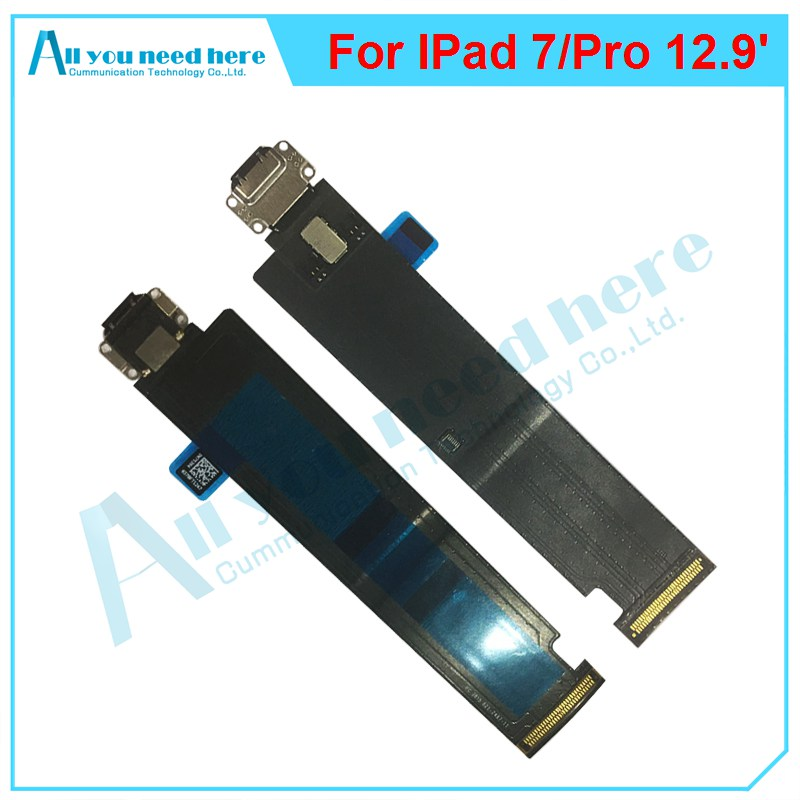 IP0033 For IPad Pro 12.9 Inch (IPad 7) Charger Charging USB Dock Connector Port Flex Cable Ribbon Plug Repair Part Wifi version(1)