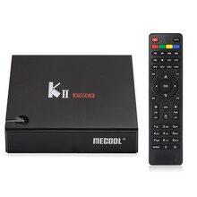 MECOOL KII PRO TV Box Quad Core Amlogic S905 T2 2 GB RAM 16 GB ROM + S2 Android 5.1.1 2.4G + 5.0G WiFi Bluetooth 4.0 Set-Top Boxes