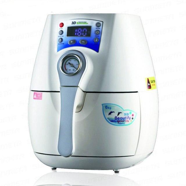 3D Mini Sublimation Vacuum Machine Heat Press Machine For Phone Case Cover Mug Cups sublimation ST-1520