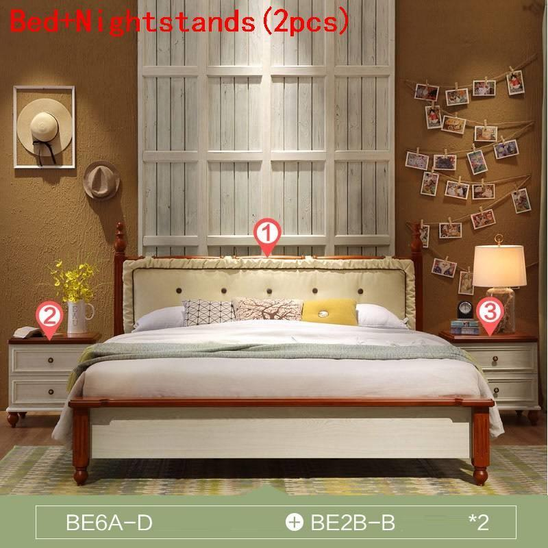 Recamaras Yatak Odasi Mobilya Totoro Modern Mobili Room Meble Kids Ranza Cama Moderna bedroom Furniture De Dormitorio Mueble Bed