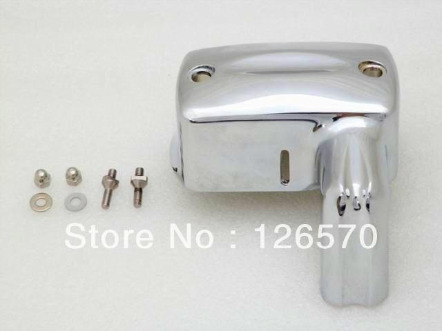 Motorcycle reservoir master cylinder cover for Honda shadow 600 vt 750 11000 1300 v TX 1988 1999 2000 2001 2002 2003 2004-2013