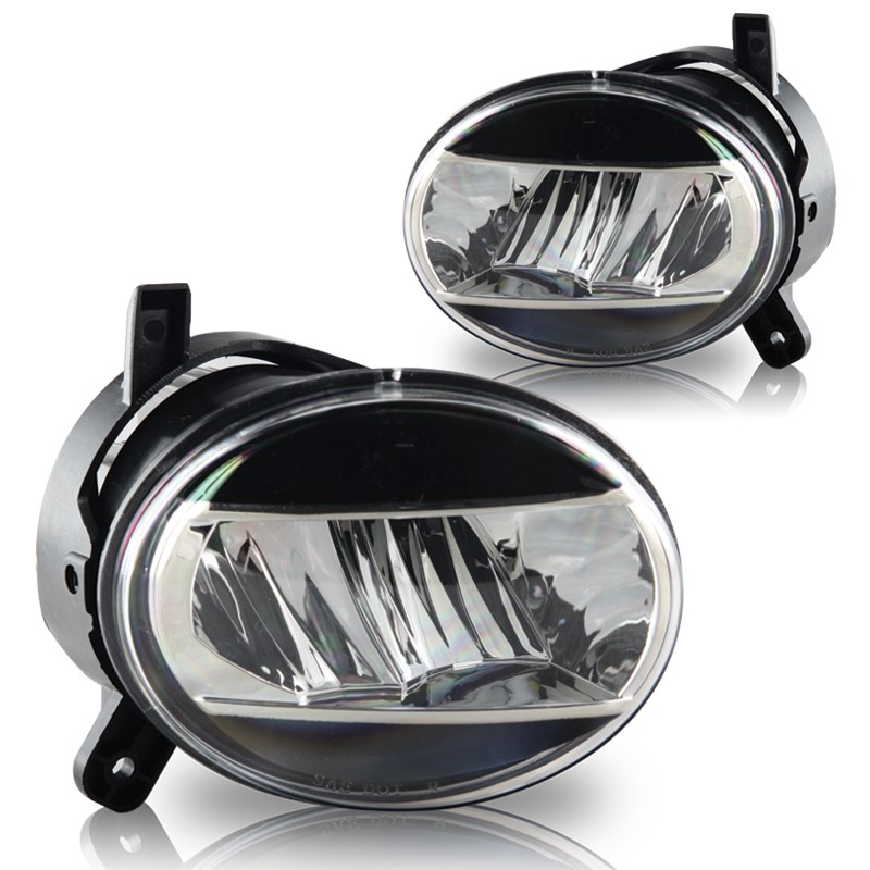 Case for Audi Q5 8R 2008 UP fog light LED fog lamp car light assembly shipping