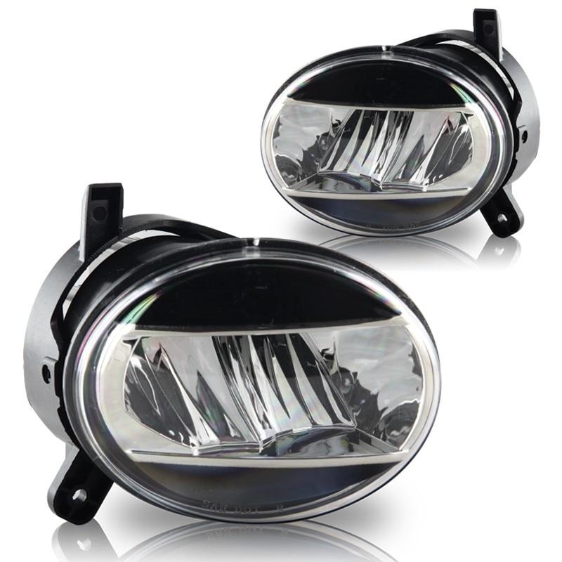 Case for Audi Q5 8R 2008 UP fog light LED fog lamp car light assembly shipping
