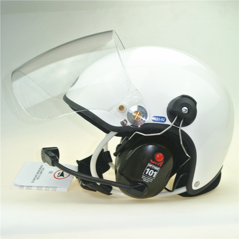 Noise cancel Paramotor helmet 3M Headset Powered Paragliding helmets PPG Helmets Factory directly sale