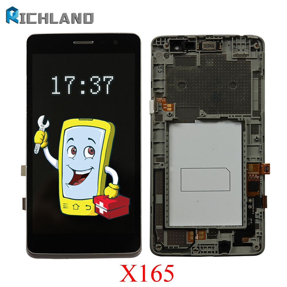 100% tested For LG Bello II 2 X150 X165 X163 x155 x160 / Max LCD Display Touch Screen LCD Digitizer Assembly replacment Parts