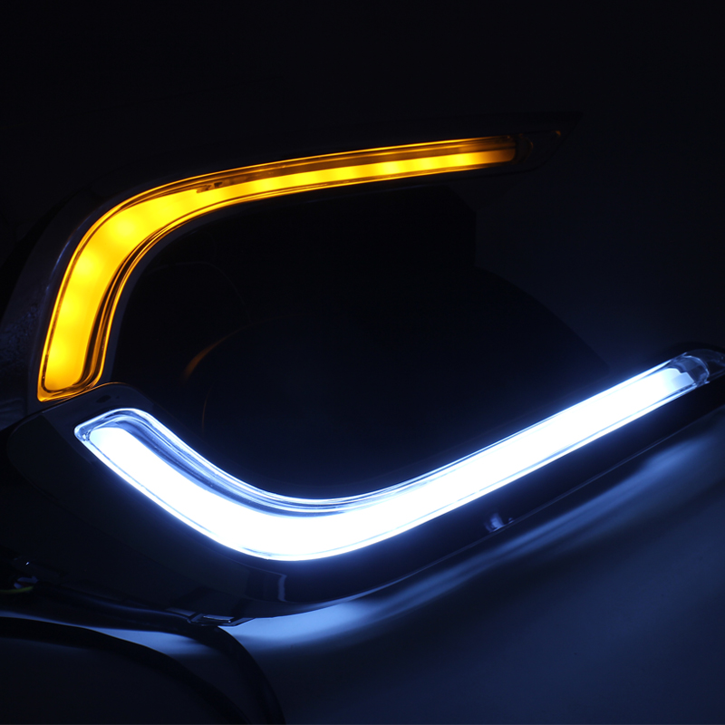new arrival led drl daytime running light driving light fog lamp for chevrolet chevy sonic aveo 2014-15 with yellow turn light new arrival led drl daytime running light driving light with turn light function for nissan teana altima 2013 2014 2015