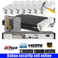 Dahua HD 8Channel 2MP Video CCTV System 8CH Full HD 1080P IR HD CVI CVR HDCVI