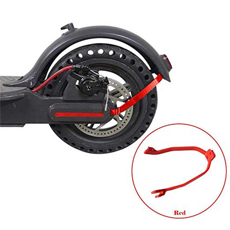 リアマッドガードブラケット剛性支持電動スクーターのためのxiaomi mijia M365/M365 プロスクーターアクセサリー部品