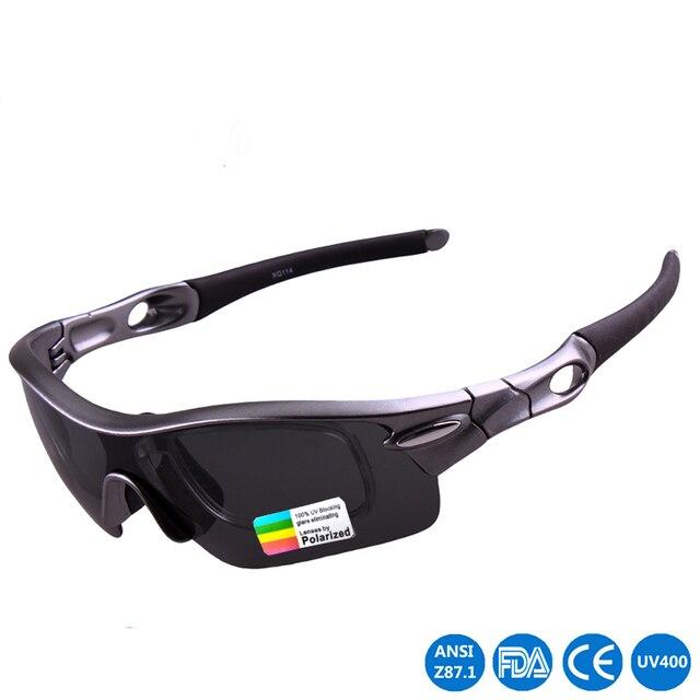 b244abbf19489 Esportes óculos polarizados Homens Óculos de Sol Mulheres UV400 Óculos de  Ciclismo de Estrada Mountain Bike