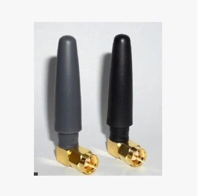 Antenna L shape SMA Right Angle Male suitable for GSM GPRS SIM900 Module Board