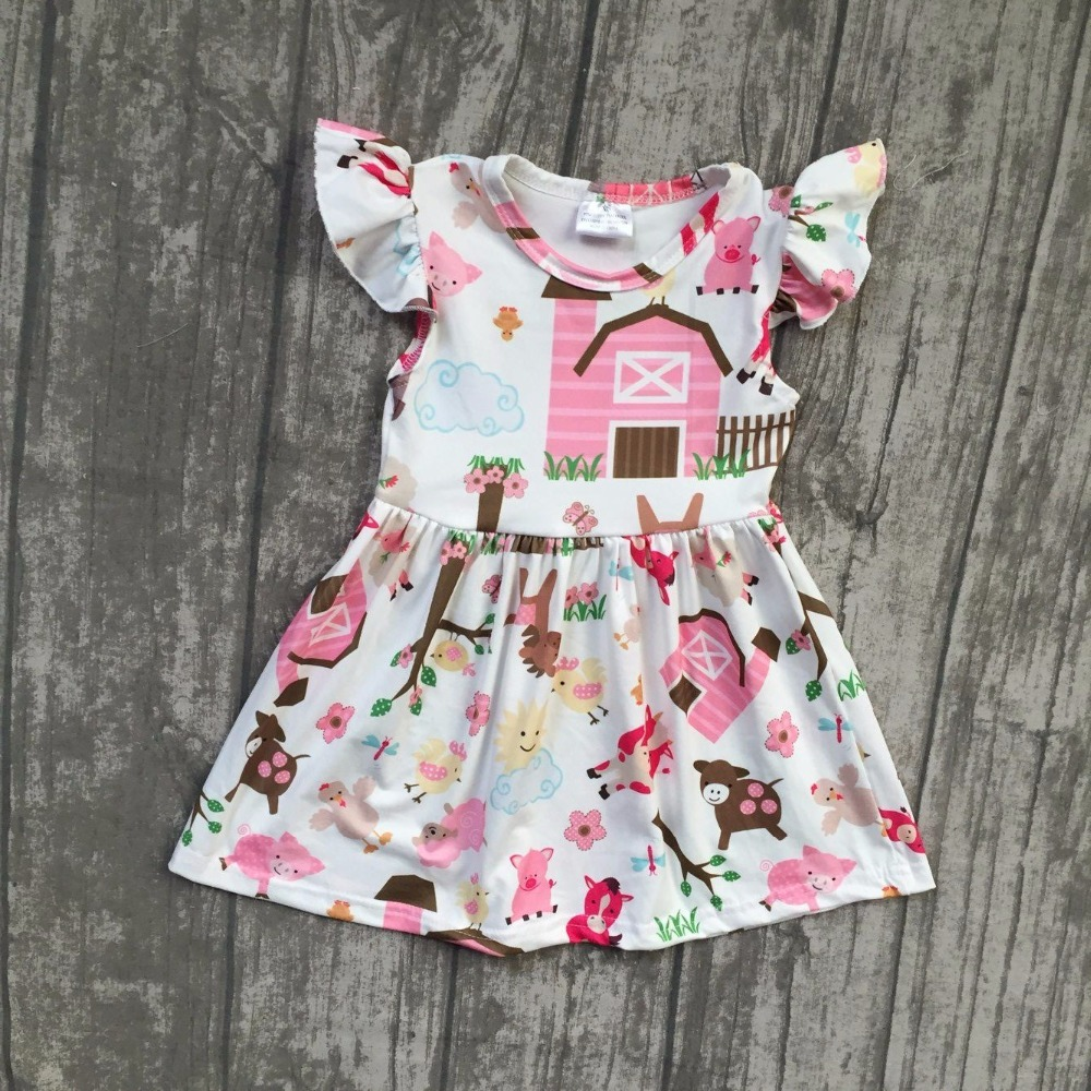 baby girls summer dress clothing girls cowgirls dress children boutique summer dress children milk silk dress cute dress new arrival baby girls summer milksilk dress girls floral dress children soft boutique dress summer floral dress clothing