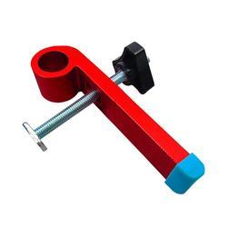 T type Slide Slot Track Stopper ogranicznik pozycjonowania drewna zacisk do drewna zaciski do rur narzędzie|Zestawy narzędzi ręcznych|Narzędzia -