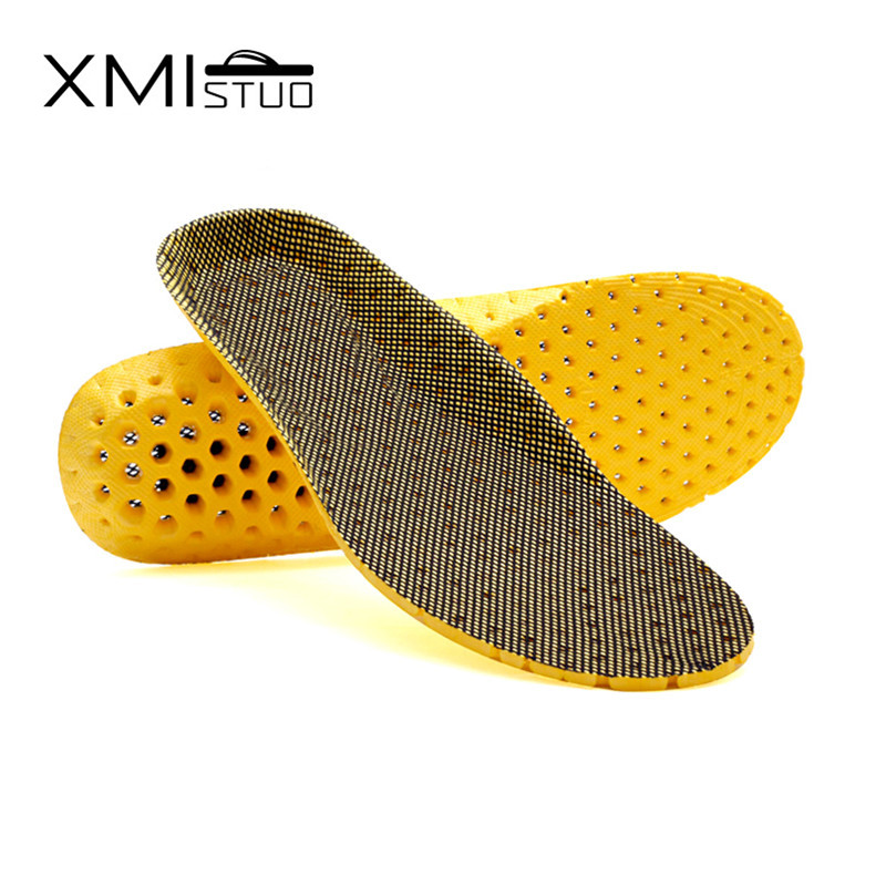 XMISTUO Orthotic Arch Support Shoe Pad Soccer Sport Running Active carbon military training Basketball Insoles Insert Cushion li ning professional badminton shoe for women cushion breathable anti slippery lining shock absorption athletic sneakers ayal024