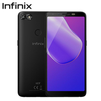 Infinix HOT 6 SmartPhone 6.0 HD Display Fingerprint Face Unlock Dual speaker cell phone Android 8.1