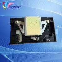 Оригинальный Новый F173050 Печатающая головка для Epson 1390 1400 1410 1430 1500 Вт L1800 R360 R380 R390 R265 R260 R270 RX580 RX590 печатающая головка