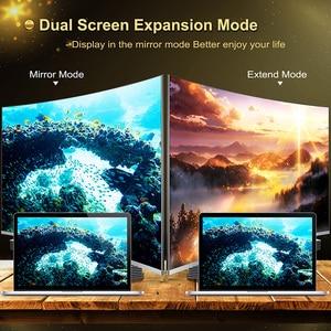 Image 5 - מיני HDMI ל hdmi 2.0 כבל מיקרו HDMI 4K/60Hz M/M פרימיום HDMI במהירות גבוהה מיני HDMI כבל 3D עבור HDTV מחשב Tablet PS4 XBox C126
