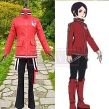 Anime Mundo Gatillo Cosplay Kuga Yuma Cosplay Disfraces de Halloween Uniforme