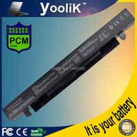 Bateria A41-X550 A41-X550A Para ASUS X550L X450 X450C R409CC X552E K5 X550V X550VB X550VC A450 A550 F450 K450 K550