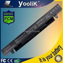 Laptop Batterij A41 X550 A41 X550A Voor Asus X550L X450 X450C R409CC X552E K5 X550V X550VB X550VC A450 A550 F450 K450 K550