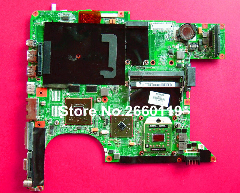 laptop motherboard for HP DV9000 450799-001 system mainboard fully tested and working well above the snowline